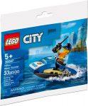 30567 LEGO® City Rendőrségi jet ski