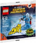 30603 LEGO® Minifigurák DC Comics Super Heroes Batman klasszikus TV sorozat - Mr. Freeze