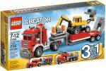 31005 LEGO® Creator 3-in-1 Építkezési járműszállító