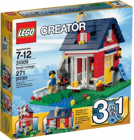 31009 LEGO® Creator Kis nyaraló
