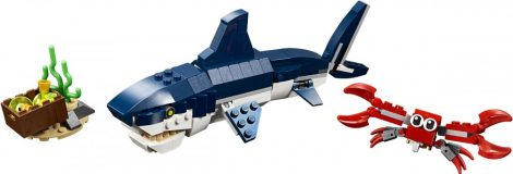 31088 LEGO® Creator Mélytengeri lények