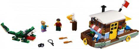 31093 LEGO® Creator Folyóparti lakóhajó