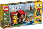 31098 LEGO® Creator Kunyhó a vadonban