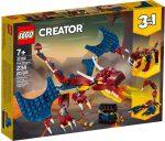 31102 LEGO® Creator Tűzsárkány