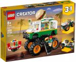 31104 LEGO® Creator Óriás hamburgeres teherautó
