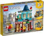 31105 LEGO® Creator Városi játékbolt