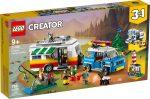 31108 LEGO® Creator Családi vakáció lakókocsival