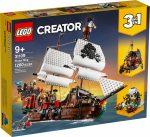 31109 LEGO® Creator Kalózhajó