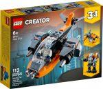 31111 LEGO® Creator Kiberdrón