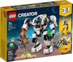 31115 LEGO® Creator Űrbányászati robot