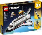 31117 LEGO® Creator Űrsikló kaland