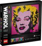 31197 LEGO® Art Andy Warhols Marilyn Monroe
