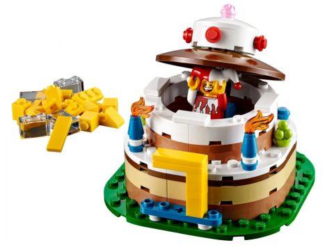 40153 LEGO® Kiegészítők Születésnapi meglepetés