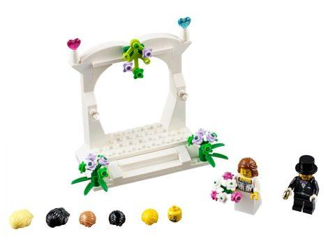 40165 LEGO® LEGO Exkluzív Esküvői készlet