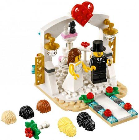40197 LEGO® Kiegészítők Esküvői készlet