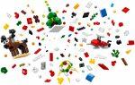 40253 LEGO® Szezonális készletek Karácsonyi építő 24 az 1-ben