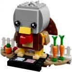 40273 LEGO® BrickHeadz Hálaadás napi pulyka