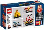 40290 LEGO® Exkluzív A LEGO® kockák 60 éve