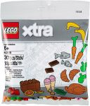 40309 LEGO® Xtra Élelmiszer kiegészítők
