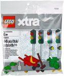 40311 LEGO® Xtra Közlekedési lámpák kiegészítők