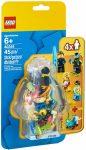 40344 LEGO® Minifigurák Kiegészítő készletek Nyári örömök