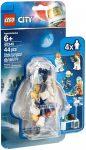 40345 LEGO® Minifigurák Kiegészítő készletek City minifigura készlet