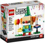 40348 LEGO® BrickHeadz Szülinapi bohóc