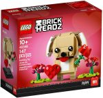 40349 LEGO® Brickheadz Valentin kutyus