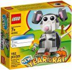 40355 LEGO® Szezonális készletek A patkány éve
