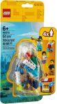 40373 LEGO® Minifigurák Kiegészítő készletek Vásári minifigura készlet