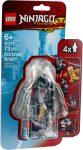 40374 LEGO® Minifigurák Kiegészítő készletek Arany Zane kiegészítő készlet
