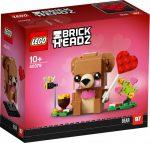 40379 LEGO® BrickHeadz Valentin mackó