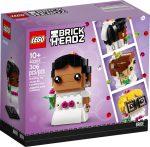 40383 LEGO® Brickheadz Esküvői menyasszony