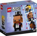 40384 LEGO® Brickheadz Esküvői vőlegény
