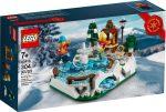 40416 LEGO® Szezonális készletek Korcsolyapálya