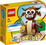 40417 LEGO® Szezonális készletek A bivaly éve