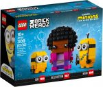 40421 LEGO® Brickheadz Belle Bottom, Kevin és Bob