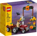 40423 LEGO® Szezonális készletek Halloweeni szénásszekér
