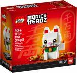 40436 LEGO® BrickHeadz Szerencsehozó macska