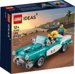 40448 LEGO® Ideas Veterán jármű