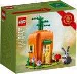 40449 LEGO® Szezonális készletek Húsvéti Nyuszi sárgarépa háza