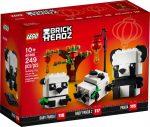 40466 LEGO® Brickheadz Kínai újévi pandák