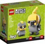 40481 LEGO® Brickheadz Nimfapapagáj