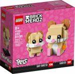40482 LEGO® Brickheadz Hörcsög