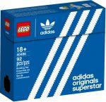 40486 LEGO® Exkluzív Mini Adidas Originals Superstar