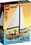 40487 LEGO® Ideas Vitorláskaland