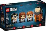 40495 LEGO® Brickheadz Harry, Hermione, Ron és Hagrid™