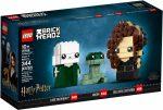 40496 LEGO® Brickheadz Voldemort™, Nagini és Bellatrix