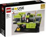 40502 LEGO® Exkluzív A kocka fröccsöntőgép
