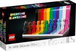 40516 LEGO® Exkluzív Mindenki szupi szuper